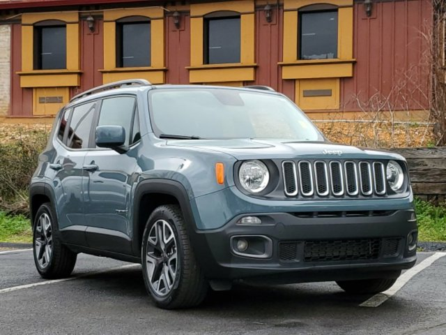 Used 2017 Jeep Renegade in Chattanooga, TN