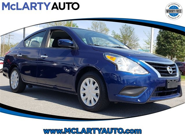 Used 2019 Nissan Versa in Little Rock, AR