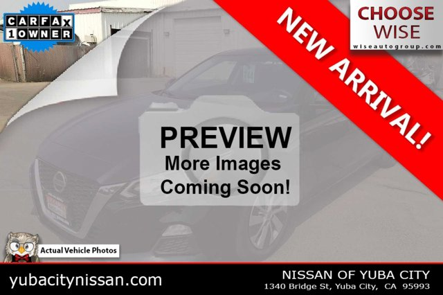 2019 Nissan Altima 2.5 S 2.5 S Sedan Regular Unleaded I-4 2.5 L/152 [11]