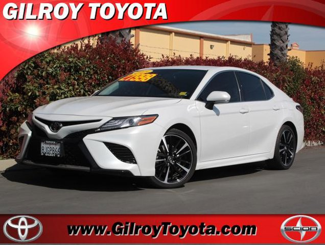 Used 2019 Toyota Camry in Gilroy, CA