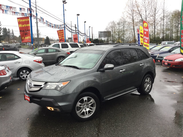 Used 2008 Acura MDX 4WD 4dr Tech-Pwr Tail Gate