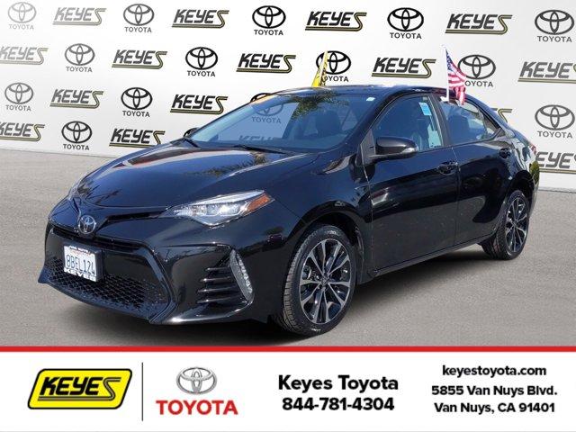 Used 2017 Toyota Corolla in , CA