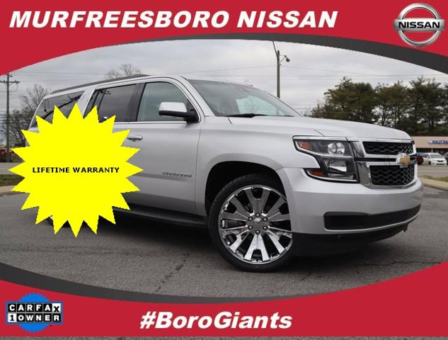 Used 2019 Chevrolet Suburban in Murfreesboro, TN