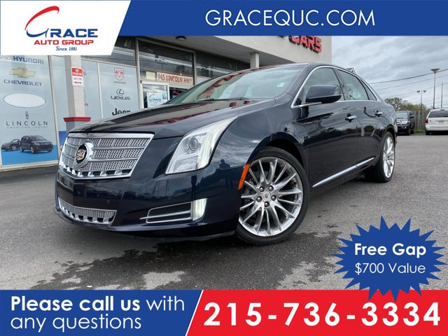 2013 Cadillac XTS Platinum PREFERRED EQUIPMENT GROUP  Includes standard equipment LPO  ALL-WEATHER