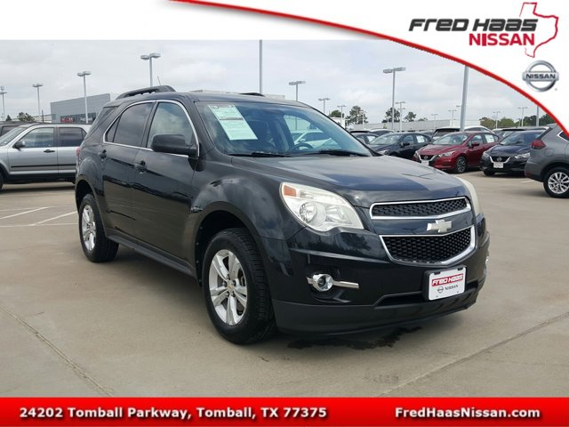 Used 2012 Chevrolet Equinox in Tomball, TX
