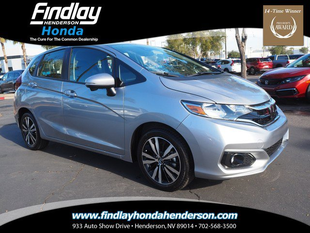 New 2020 Honda Fit in Las Vegas, NV