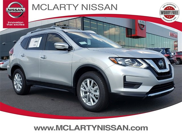 New 2020 Nissan Rogue in Little Rock, AR