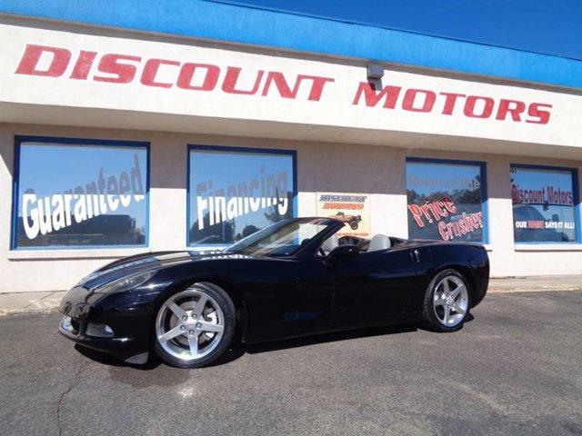 2005 Chevrolet Corvette photo