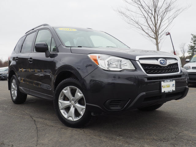 Used 2016 Subaru Forester in Claremont, NH