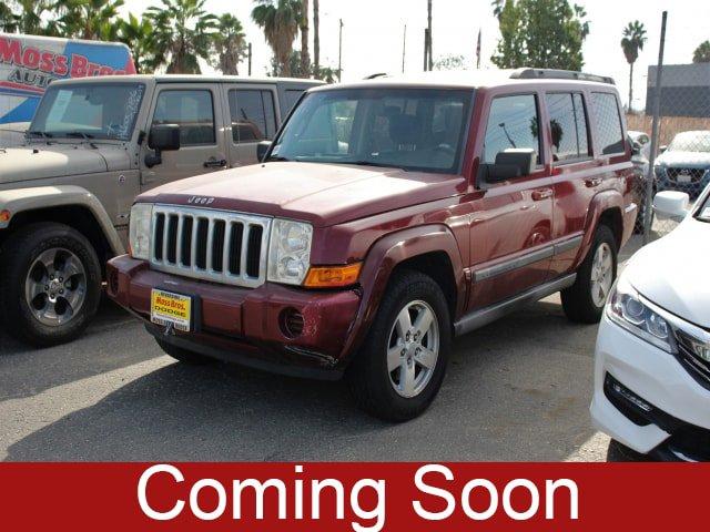 2007 Jeep Commander Sport 2WD 4dr Sport Gas V6 3.7L/225 [19]