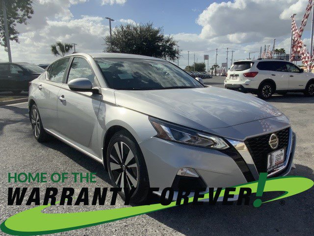 2021 Nissan Altima 2.5 SV 2.5 SV Sedan Regular Unleaded I-4 2.5 L/152 [6]