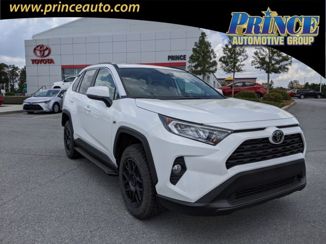 New 2020 Toyota RAV4 in Tifton, GA