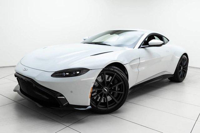 New 2020 Aston Martin Vantage in Las Vegas, NV