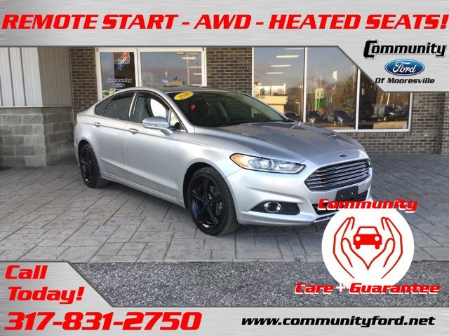 Used 2016 Ford Fusion in Bloomington, IN