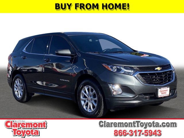2018 Chevrolet Equinox LT FWD 4dr LT w/1LT Turbocharged Gas I4 1.5L/ [3]
