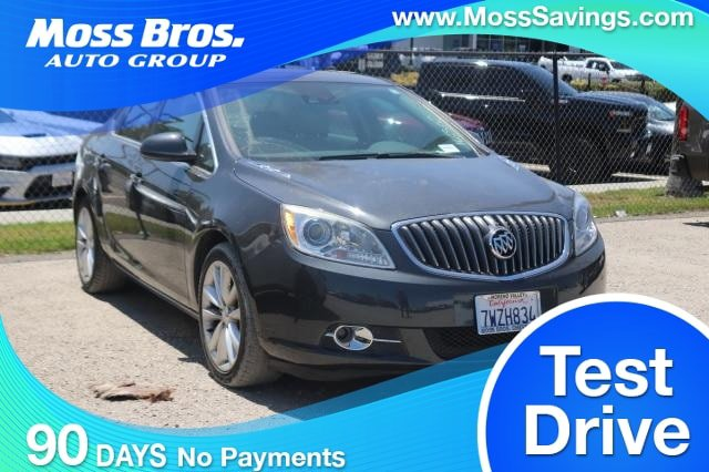 2015 Buick Verano Leather Group 4dr Sdn Leather Group Gas/4-cyl 2.4L/145 [1]