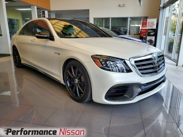 Used 2018 Mercedes-Benz S-Class in Cleveland, OH