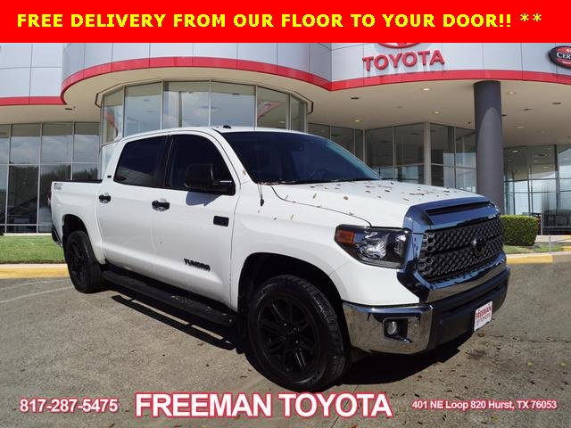 Used 2018 Toyota Tundra in Hurst, TX