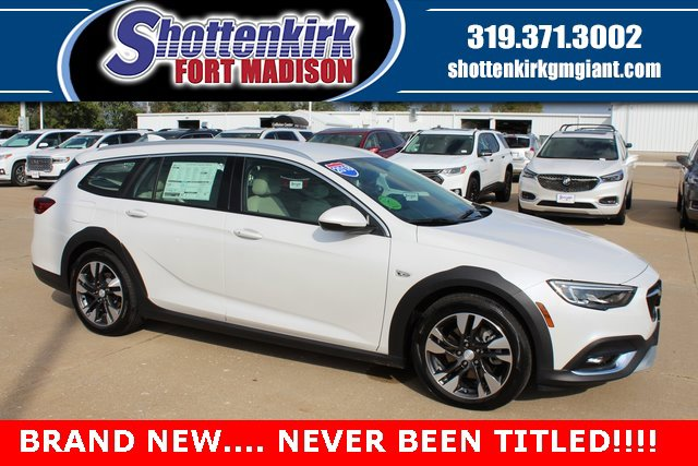 Used 2018 Buick Regal TourX in Fort Madison, IA