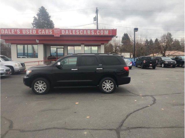 Used 2013 Toyota Sequoia Platinum