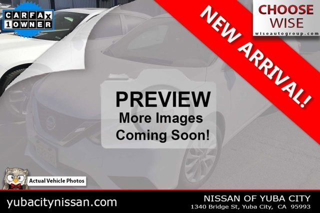 2018 Nissan Sentra SV SV CVT Regular Unleaded I-4 1.8 L/110 [14]