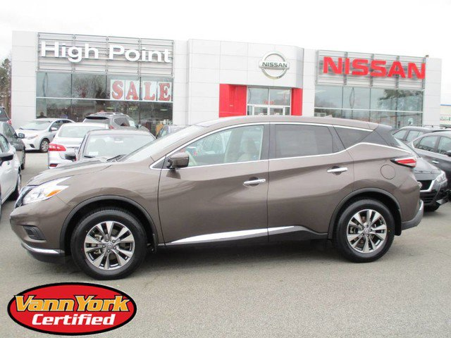 Used 2016 Nissan Murano in High Point, NC