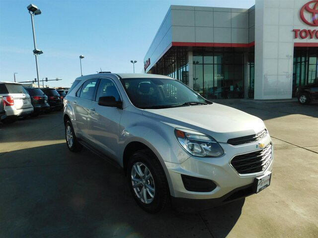 Used 2017 Chevrolet Equinox in Laramie, WY