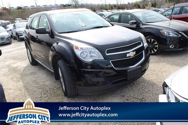 Used 2013 Chevrolet Equinox in Jefferson City, MO