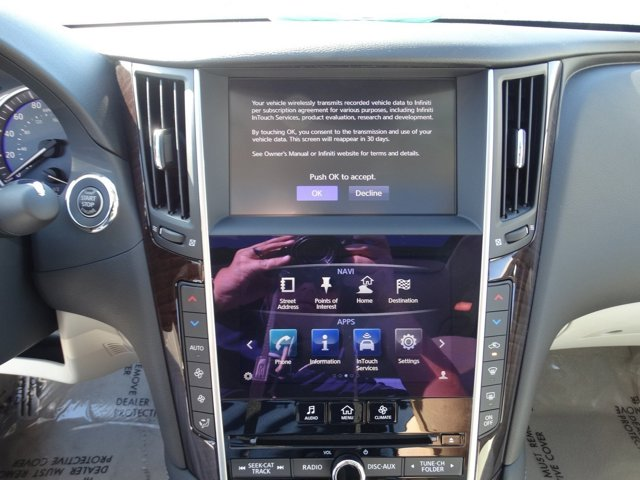 New 2016 Infiniti Q50 4dr Sdn 3.0t Red Sport 400 RWD