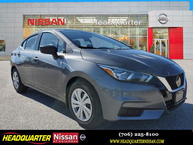 New 2020 Nissan Versa in Columbus, GA