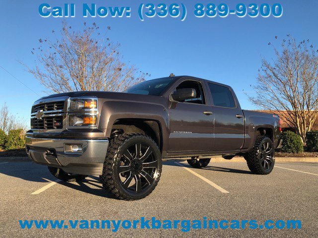 Used 2014 Chevrolet Silverado 1500 in High Point, NC
