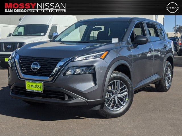 2021 Nissan Rogue S FWD FWD S Regular Unleaded I-4 2.5 L/152 [8]