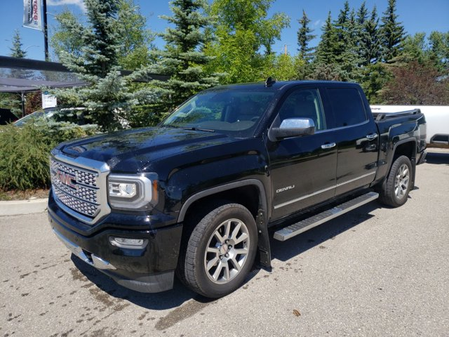 2018 GMC SIERRA 1500 Denali – 6.2L NAV SUNROOF LEATHER  6.2 Liter [10]