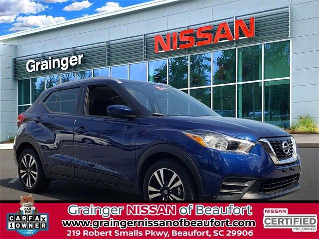 Used 2019 Nissan Kicks in Beaufort, SC