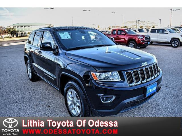 Used 2015 Jeep Grand Cherokee in Odessa, TX