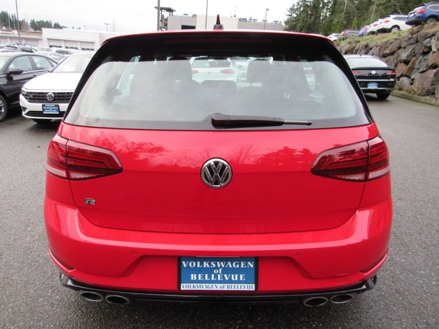 Used 2019 Volkswagen Golf R 4DR HB MAN W-DCC-