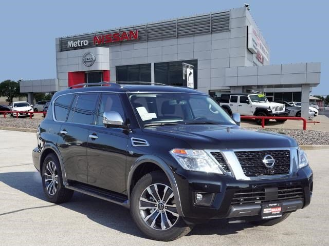 2020 Nissan Armada SL 4x2 SL Regular Unleaded V-8 5.6 L/339 [6]