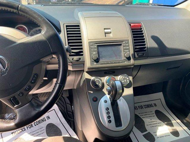 Used 2012 Nissan Sentra 4dr Sdn I4 CVT 2.0 SR