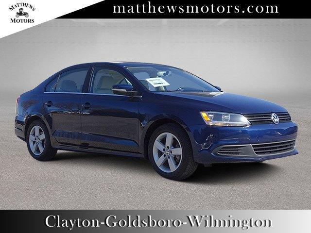 2014 Volkswagen Jetta Sedan TDI w/ Sunroof