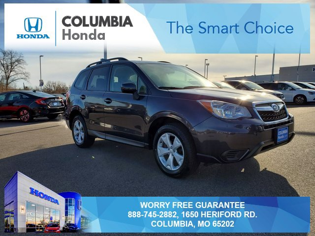 Used 2016 Subaru Forester in Columbia, MO