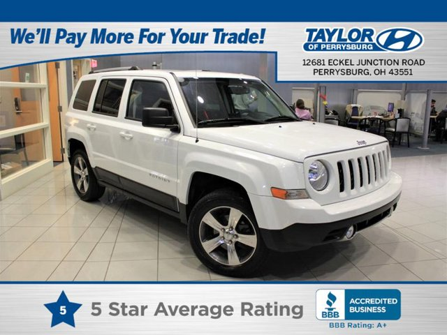 2017 Jeep Patriot High Altitude 41618 miles VIN 1C4NJRFB8HD133352 Stock  1959654940 16000