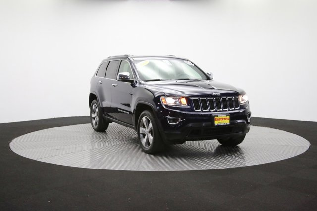 2016 Jeep Grand Cherokee for sale 124312 47