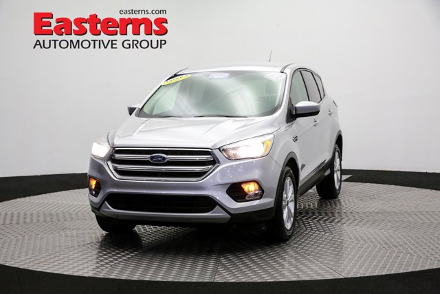 2017 Ford Escape SE EcoBoost Sport Utility