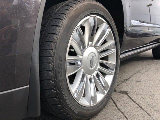 2017 Cadillac Escalade ESV 4WD 4dr Platinum