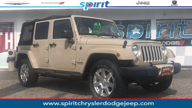 Used 2016 Jeep Wrangler Unlimited in Swedesboro, NJ