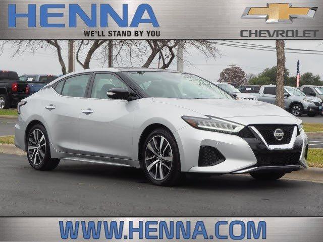 Used 2019 Nissan Maxima in Austin, TX