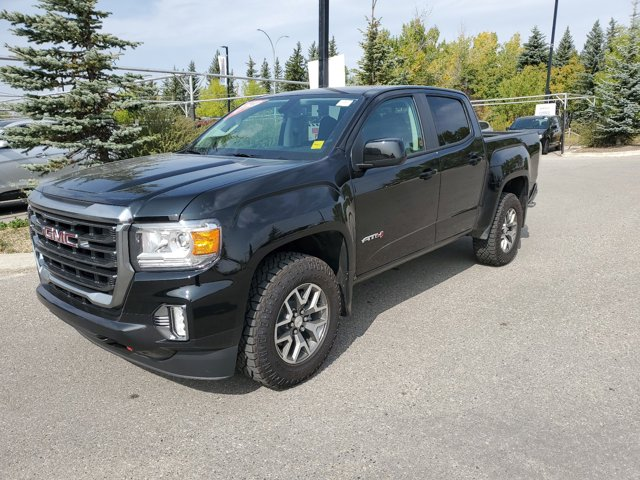 2021 GMC Canyon AT4  Gas V6 3.6L/222 [5]