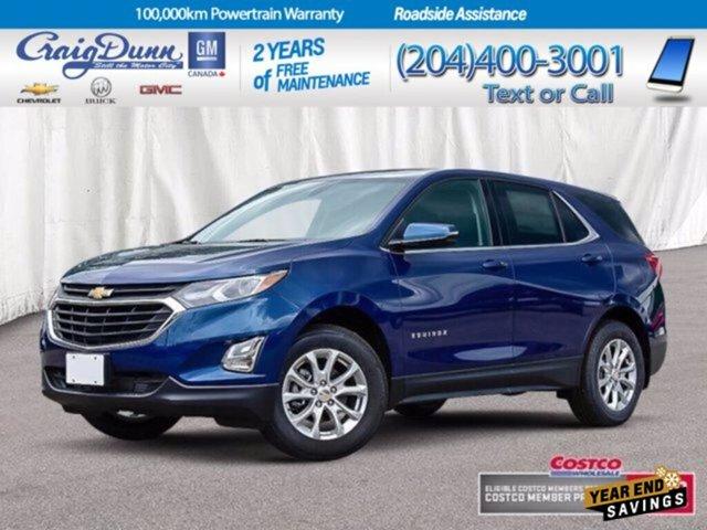 2020 Chevrolet Equinox * LT AWD * HEATED SEATS * REMOTE START * AWD 4dr LT w/1LT Turbocharged Gas I4 1.5L/92 [5]