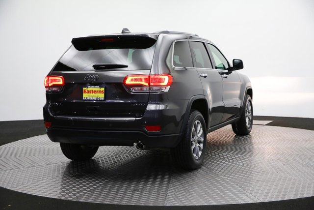 2016 Jeep Grand Cherokee for sale 124307 4