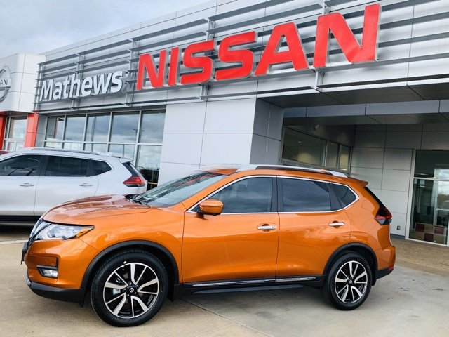 New 2020 Nissan Rogue in Paris, TX